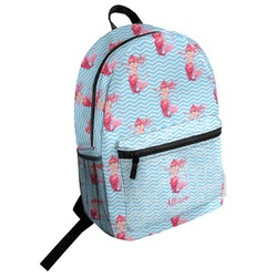 Mermaid Student Backpack (Personalized)