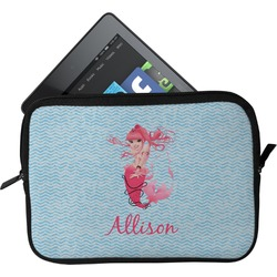 Mermaid Tablet Case / Sleeve - Small (Personalized)