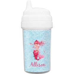 Mermaid Toddler Sippy Cup (Personalized)