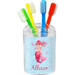Mermaid Toothbrush Holder (Personalized)