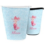 Mermaid Waste Basket (Personalized)