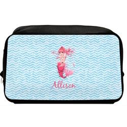 Mermaid Toiletry Bag / Dopp Kit (Personalized)