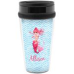 Mermaid Travel Mugs (Personalized)