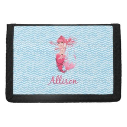 Mermaid Trifold Wallet (Personalized)