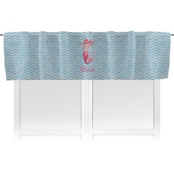 Mermaid Valance (Personalized)