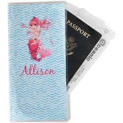 Mermaid Travel Document Holder
