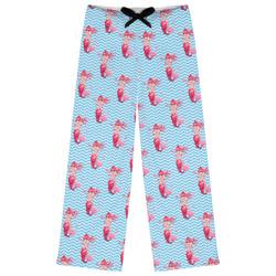 Mermaid Womens Pajama Pants (Personalized)