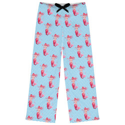 Mermaid Womens Pajama Pants (Personalized)