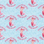 Mermaid Wrapping Paper (Personalized)