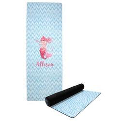 Mermaid Yoga Mat (Personalized)