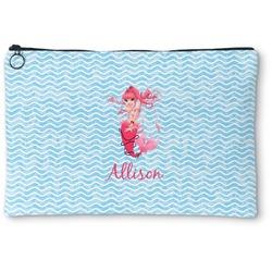 Mermaid Zipper Pouch (Personalized)