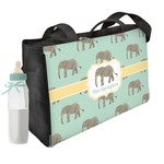 Elephant Diaper Bag w/ Name or Text