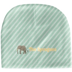 Elephant Baby Hat (Beanie) (Personalized)