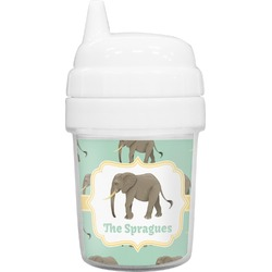 Elephant Baby Sippy Cup (Personalized)