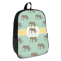 Elephant Kids Backpack (Personalized)