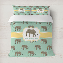 Elephant Duvet Covers (Personalized)
