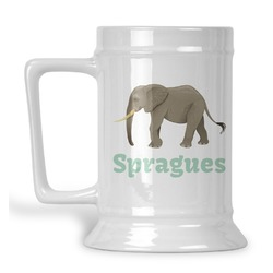 Elephant Beer Stein (Personalized)