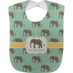 Elephant Baby Bib (Personalized)