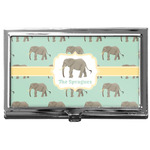 Elephant Business Card Case