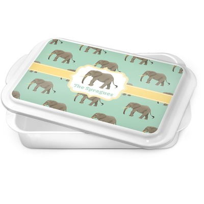 Elephant Cake Pan (Personalized)