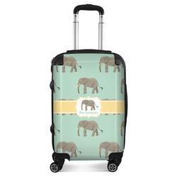 Elephant Suitcase (Personalized)