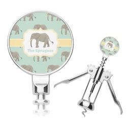 Elephant Corkscrew (Personalized)