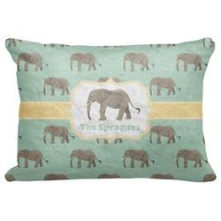Elephant Decorative Baby Pillowcase - 16