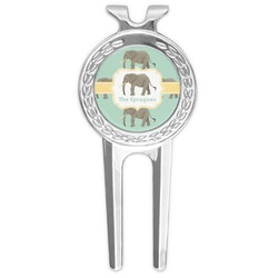 Elephant Golf Divot Tool & Ball Marker (Personalized)