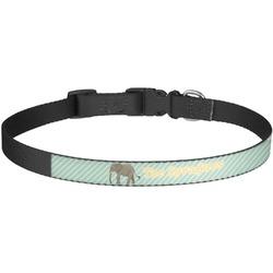 Elephant Dog Collar - Large (Personalized)