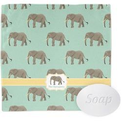 Elephant Wash Cloth (Personalized)
