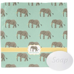 Elephant Wash Cloth (Personalized)