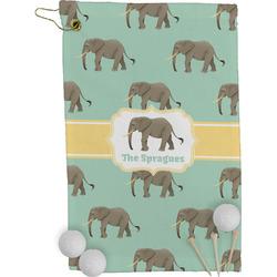 Elephant Golf Towel - Full Print (Personalized)