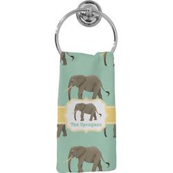 Elephant Hand Towel - Full Print (Personalized)