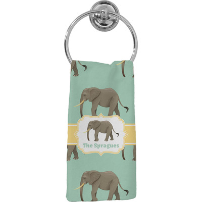 Elephant Hand Towel - Full Print (Personalized)
