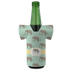 Elephant Bottle Cooler (Personalized)