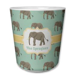 Elephant Plastic Tumbler 6oz (Personalized)