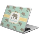 Elephant Laptop Skin - Custom Sized (Personalized)