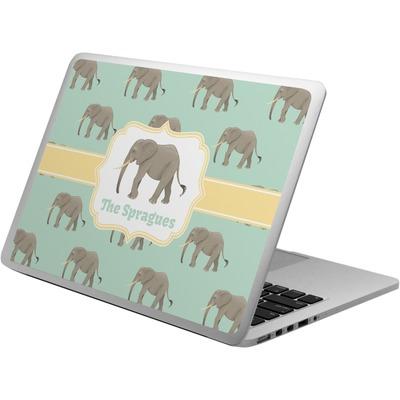 Elephant Laptop Skin - Custom Sized (Personalized)