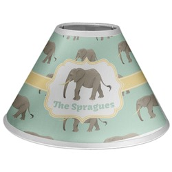Elephant Coolie Lamp Shade (Personalized)