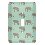 Elephant Light Switch Covers (Personalized)
