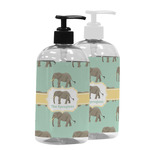 Elephant Plastic Soap / Lotion Dispenser (Personalized)