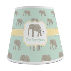 Elephant Empire Lamp Shade (Personalized)