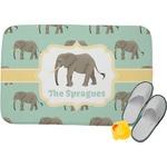 Elephant Memory Foam Bath Mat (Personalized)