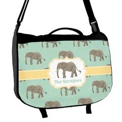 Elephant Messenger Bag (Personalized)
