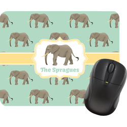 Elephant Mouse Pads (Personalized)