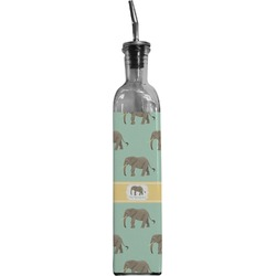 Elephant Oil Dispenser Bottle (Personalized)