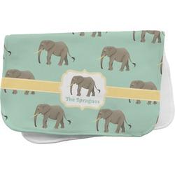 Elephant Burp Cloth (Personalized)