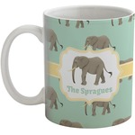 Elephant Coffee Mug (Personalized)