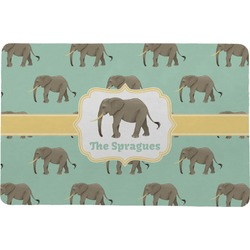 "Elephant Comfort Mat - 18""x27"" (Personalized)"
