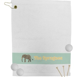 Elephant Golf Towel (Personalized)